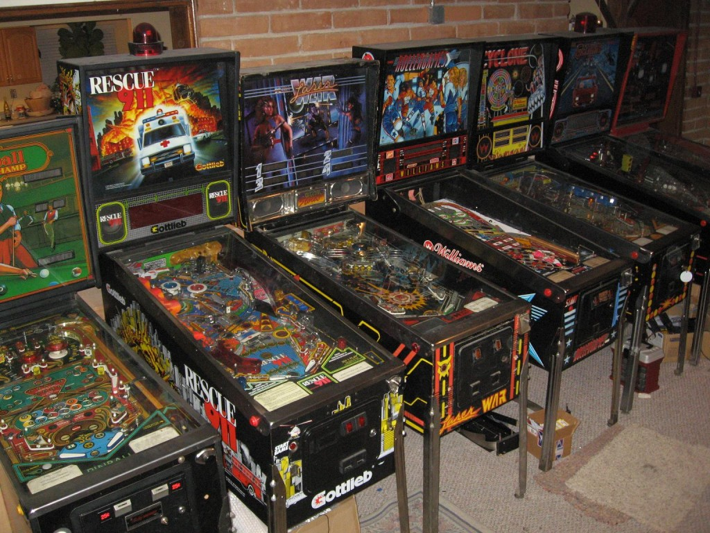 In Home Repair Service Firebird Pinball Phoenix Arizona Pinball Repair