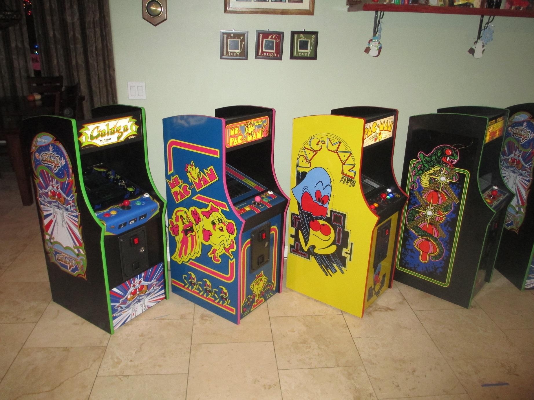 repair pinball machine minneapolis