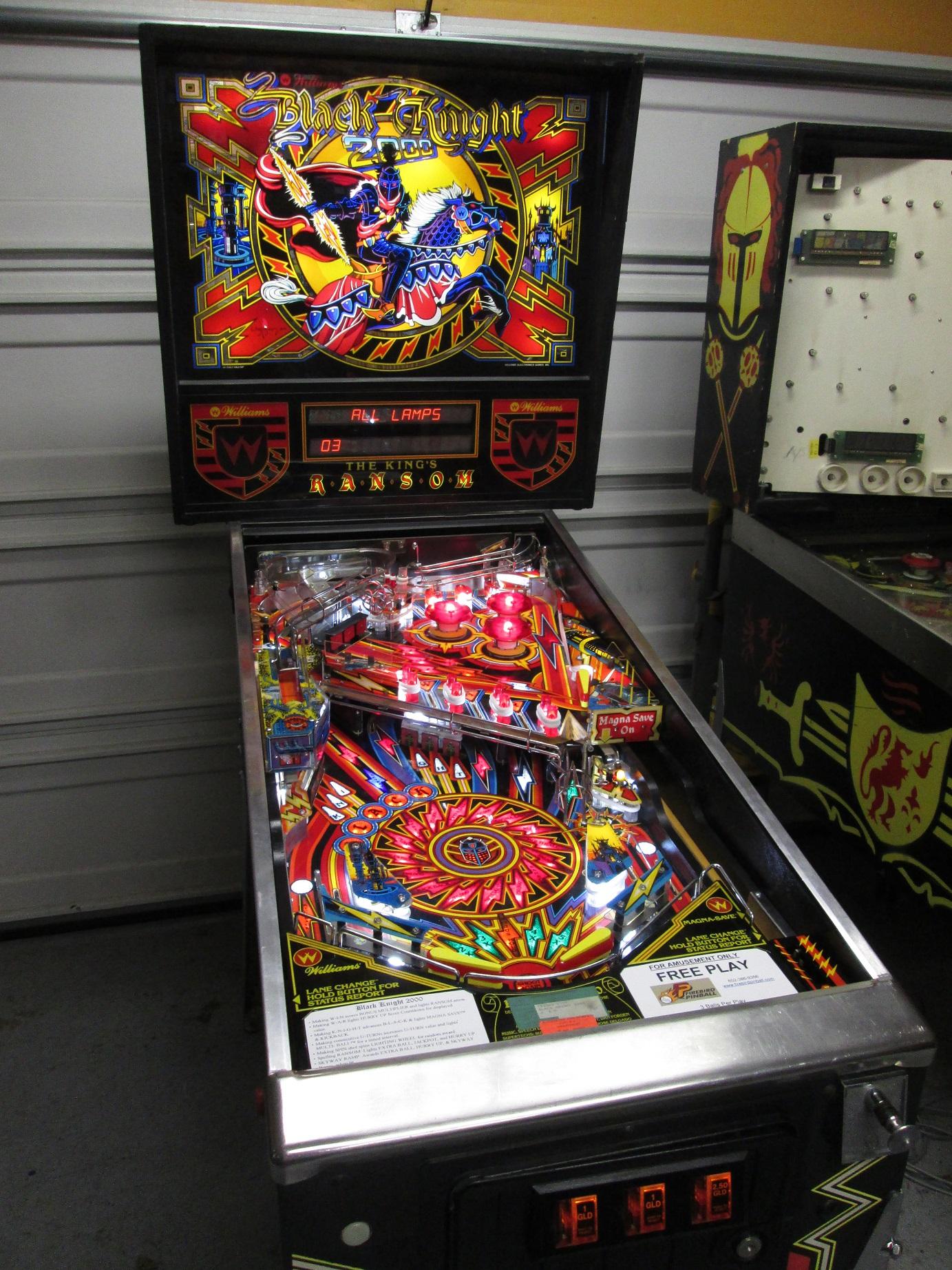 Pinball emulator