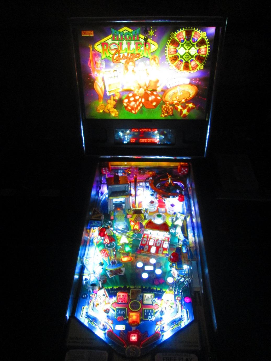 Casino high roller casino
