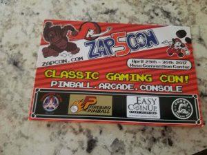 ZapCon Flyer Promo