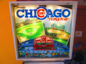 This game came out one year after the Cubs won the pennant, the first time they'd won anything in four decades.