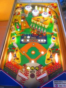 We were hoping this machine might bring a little magic to the Cubbies last year.