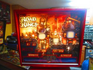 Williams came out with Road Kings in 1986, and produced around 5,500 games. (IPDB)