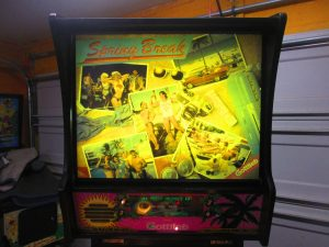 We gave this game a full shop job, pulling everything off the playfield to be polished, washed, buffed, tumbled, or otherwise cleaned.