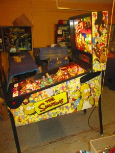 The game is well-regarded among fans and pinball enthusiasts alike, and it's usually pretty well-played, too.